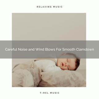 Careful Noise And Wind Blows For Smooth Clamdown