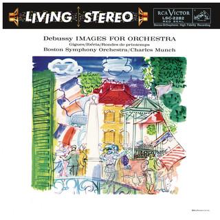 Debussy:Images Pour Orchestre, L. 122