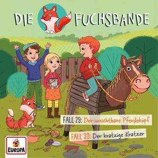 015 / Fall 29:Der Unsichtbare Pferdekopf / Fall 30:Der Kratzige Kratzer
