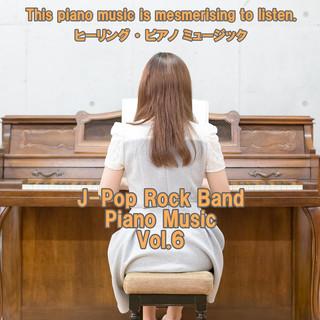 angel piano J-Pop Rock Band Piano Music Vol.6 (Angel Piano J-Pop Rock Band Piano Music Vol. 6)