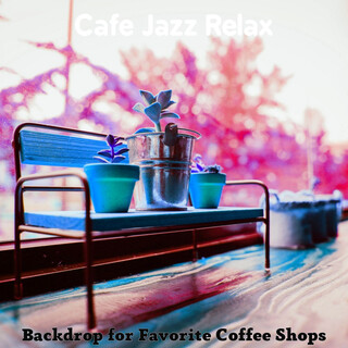 Backdrop For Favorite Coffee Shops
