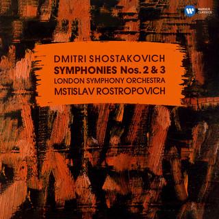 Shostakovich:Symphonies Nos. 2