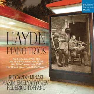 Haydn:Piano Trios