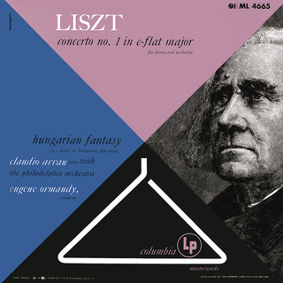 Liszt:Piano Concerto No. 1 & Fantasy On Hungarian Themes