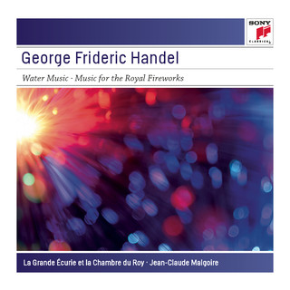 Händel:Music For The Royal Fireworks;Water Music Suite 1 - 3 - Sony Classical Masters