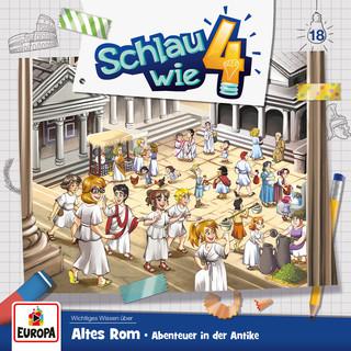 018 / Altes Rom. Abenteuer In Der Antike