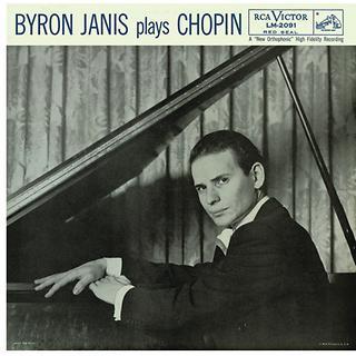 Byron Janis Plays Chopin