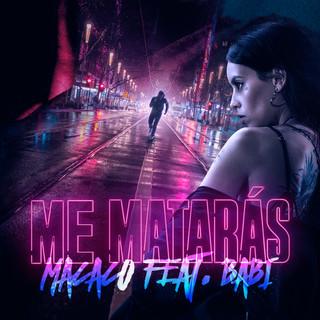 Me Mataras (BSO No Matarás - CROSS THE LINE)