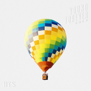 THE MOST BEAUTIFUL MOMENT IN LIFE:Young Forever