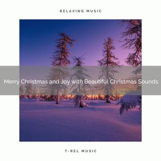 Merry Christmas And Joy With Beautiful Christmas Sounds