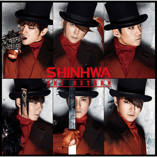 SHINHWA 10th - THE RETURN -