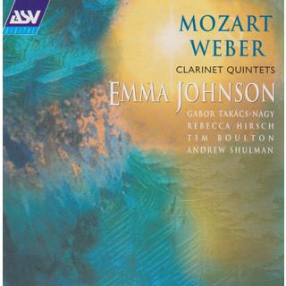 Mozart / Weber:Clarinet Quintets