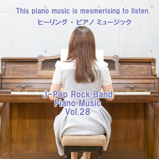 angel piano J-Pop Rock Band Piano Music Vol.28