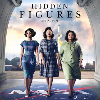 關鍵少數電影原聲帶 (Hidden Figures:The Album)