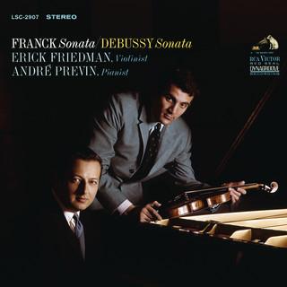 Franck:Violin Sonata In A Major,FWV8 & Debussy:Violin Sonata In G Minor, L. 140