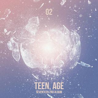 SEVENTEEN 2ND ALBUM \'TEEN, AGE\'