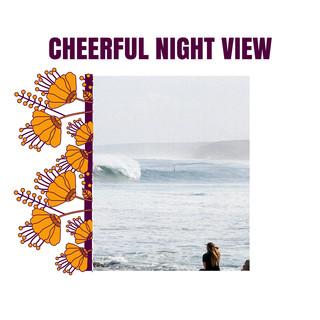 Cheerful Night View