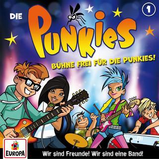 001 / Bühne Frei Für Die Punkies !