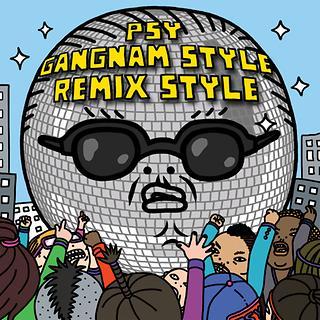 Gangnam Style (강남스타일) Remix Style EP (Edited Version)