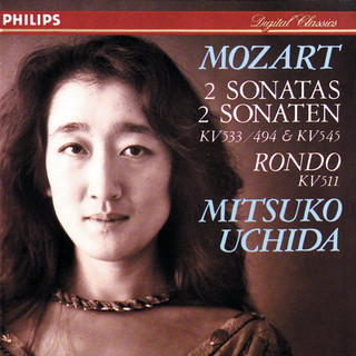 Mozart:Piano Sonatas Nos. 15 & 16; Rondo In A Minor