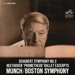 Schubert:Symphony No.2 In B - Flat Major, D. 125 - Beethoven:Die Geschöpfe Des Prometheus, Op. 43 (Excerpts)