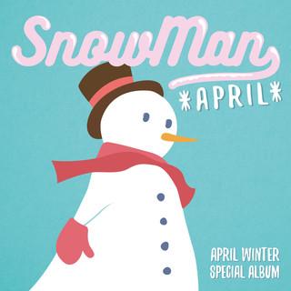 APRIL Winter Special Album \'Snowman\'
