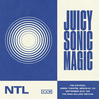 Juicy Sonic Magic, Live In Berkeley, September 24 - 25, 2018