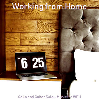 Cello And Guitar Solo - Music For WFH