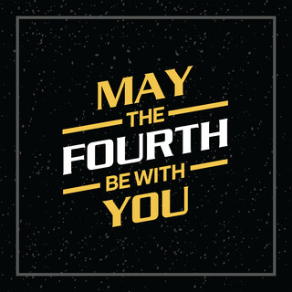 May The 4th Be With You - John Williams