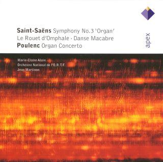 Saint - Saens:Symphonie N° 3 Avec Orgue En Ut Nin Op. 78