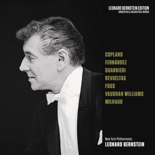 Copland:El Salón México - Vaughan Williams:Fantasias - Foss:Phorion - Milhaud:La Création Du Monde