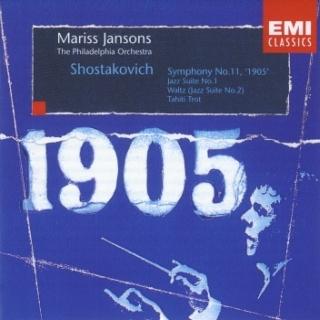 Shostakovich:Symphony No. 11 Etc.