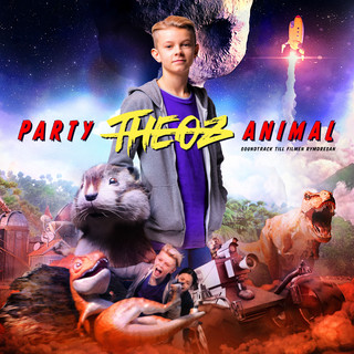 "Party Animal (Soundtrack From ""Rymdresan"")"