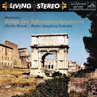 Mendelssohn:Symphonies No. 4 In A Major, Op. 90 \