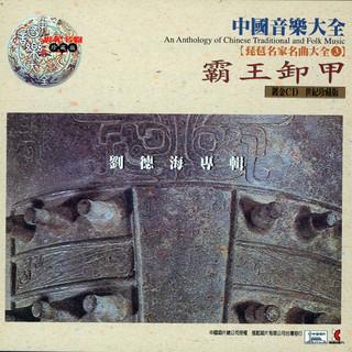 中國音樂大全《琵琶大全》第三輯