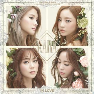 KARA 7th Mini Album \'In Love\'