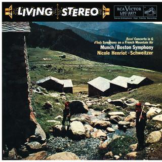 Ravel:Piano Concerto In G Major, M. 83 - D\'Indy:Symphonie Sur Un Chant Montagnard Francais, Op. 25