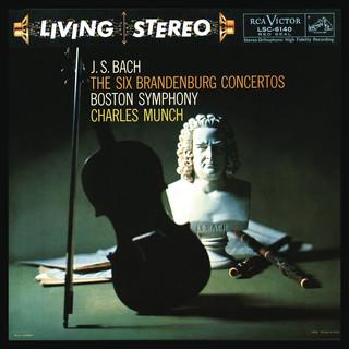Bach:Brandenburg Concertos Nos. 1 - 6, BWV 1046 - 1051