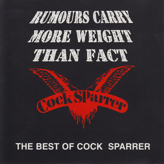Rumours Carry More Weight Than Fact (The Best Of Cock Sparrer)