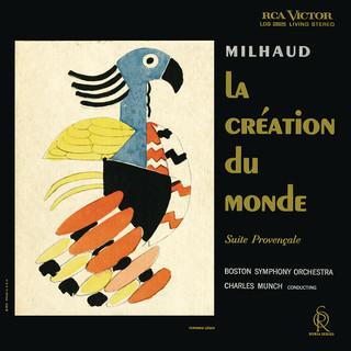 Milhaud:Suite Provencale, Op. 152b & La Création Du Monde, Op. 81a