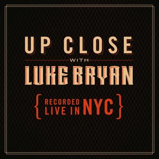 Up Close With Luke Bryan