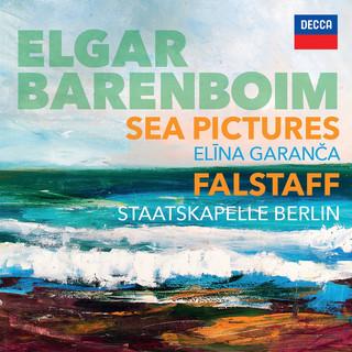 Elgar:Sea Pictures. Falstaff