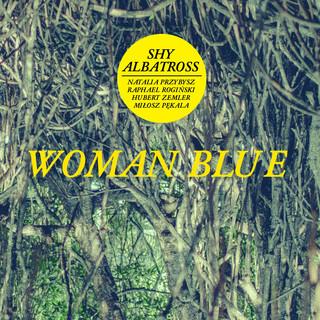 Woman Blue
