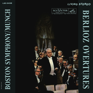 Berlioz:Overtures