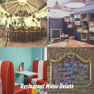 Music For Quick Service Restaurants (Big Band With Vibraphone)