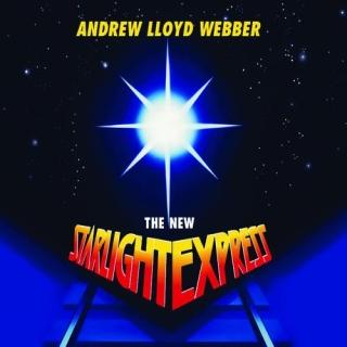 新星光列車音樂劇原聲帶 - 倫敦卡司全新數位錄音版 (The New Starlight Express)