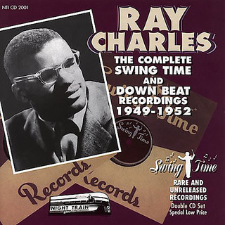 The Complete Swing Time And Down Beat Recordings 1949 - 1952