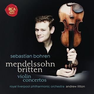 Mendelssohn & Britten:Violin Concertos
