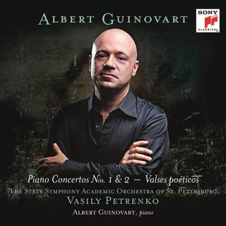 Guinovart:Piano Concertos, Nos. 1 & 2 & Valses Poéticos