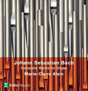 Bach, Js:Complete Organ Works (1980)